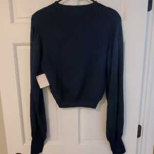 Free People Sweaters - Free People Crop Sweater